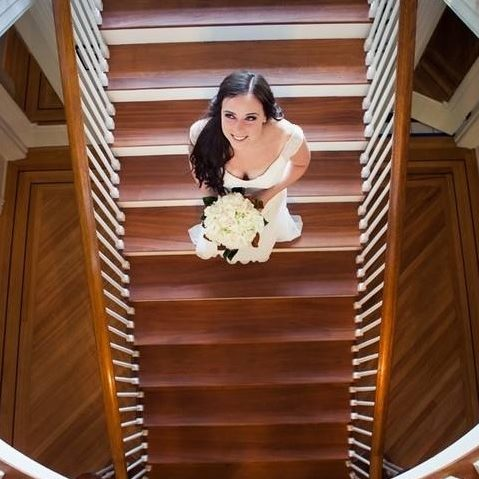 Stairs - Bride